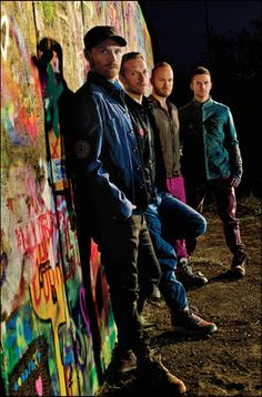 Coldplay is my favorite band of all time for good reason: they are the only band that I can listen to indefinitely without getting sick of the music. Everything they've written I wish I could have written first. I aspire to be half of the musician each and every one of them is.