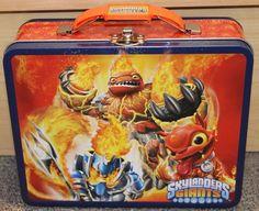 Skylanders Giants Tin Lunch Box - Boys - New - School - carrying case - boys