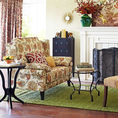 Chasca End Table