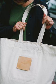 Label Bag Off White