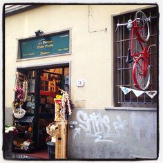 La Bottega della Frutta!! Bellissimo negozio in Firenze