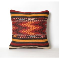 Aztec Pillow Ethnic Pillow Boho Pillow Kilim Floor Pillow Accent... (3180 RSD) ❤ liked on Polyvore featuring home, home decor, throw pillows, decorative pillows, grey, home & living, home décor, grey accent pillows, aztec throw pillows and gray home decor