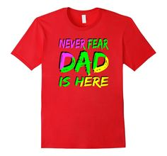Custom Dog Shirts Father Birthday Gifts Fathers Day Bright Colors Dads Birthdays Dad Year Anniversary