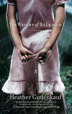 The Weight of Silence by Heather Gudenkauf - seven year old Calli hasn't spoken since the night 3 years earlier that she witnessed an untold tragedy. Now, one August morning, she and her best friend, Petra, have both disappeared. As their frantic families search for the girls, old secrets are revealed. Told in short chapters alternately narrated by various characters, this riveting novel will keep you on the edge of your seat.