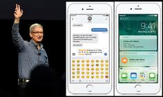 AI has been added across Apple's software, ranging from face detection in photos to smart emoji prediction in Messages. The firm also revealed any app will be able to use Siri for the first time. Commercial Air Conditioning, Any App, Battle, Ads, Messages, Amazon, Google, Amazons