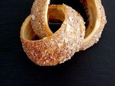 Dobrou chuť: Trdelník No Bake Pies, Bagel, Doughnut, Sweets, Bread, Baking, Desserts, Buns, Food