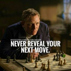 Or Reveal your next move to someone you doubt then change the plan so you can see who is your ally and enemy.