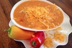 Slow Cooker Chicken Tortilla Soup - Must Make! www.GetCrocked.com