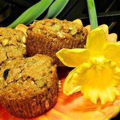 Vegane Bananenmuffins mit Dinkel