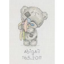 tatty teddy cross stitch - Google-søgning