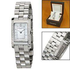 Beautiful Baume & Mercier watch.
