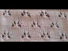 BUTTERFLY Model, How To – Knitting patterns, knitting designs, knitting for beginners. Lace Knitting, Knitting Stitches, Knitting Patterns Free, Stitch Patterns, Knitting Designs, Knit Baby Sweaters, Knitting Magazine, Crochet Motifs, Butterfly Pattern