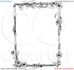 Valentine Heart Borders Heart Border Red Facebook
