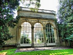 Castle Ashby  Tall Windows | Flickr - Photo Sharing!