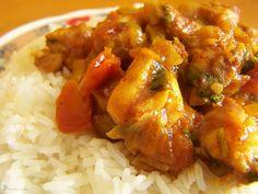 B huna je sposob pripravy, ked sa maso pridava do korenia, ktore sa poprazilo na vacsom mnozstve oleja a potom sa maso vari vo vlastnej st... India Food, Indie, Pork, Meat, Baking, Ethnic Recipes, Kale Stir Fry, Bakken, Indian Dishes
