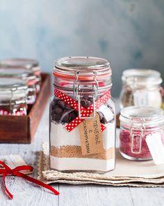 Новогодние-подарки-в-банках Novogodnie-podarki-v-bankah Xmas, Christmas, Food And Drink, Presents, Packaging, Drinks, Cookies, Sweet, Cake