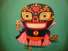 Little Lucha--inspiration