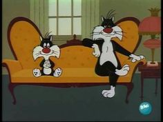 Looney Tunes Super Stars: Sylvester and Hippity Hopper: Marsupial Mayhem. Looney Tunes Characters, Classic Cartoon Characters, Looney Tunes Cartoons, Favorite Cartoon Character, 90s Cartoons, Cartoon Tv, Classic Cartoons, Animated Cartoons, Disney Cartoons