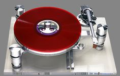 View images and photos in CNET's Heavy-metal high-end audio (pictures) - The Oracle Delphi was originally introduced in 1979, and it's still going strong. I always thought it was the most beautiful turntable ever made.