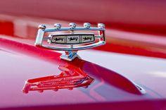 1966 Ford Galaxie 500 Convertible Hood Ornament