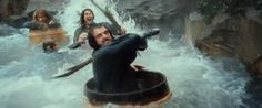 the hobbit the desolation of smaug | The Hobbit The Hobbit: Desolation of Smaug - First Trailer Screencaps