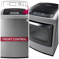 LG washer and dryer set giveaway happening now! #LGatBBC