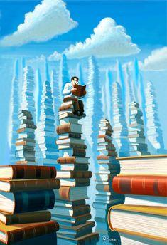 Livros, sempre comigo