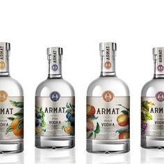 Design label for fruit vodkas Label Design, 3d Design, Design Ideas, Fruit Of The Spirit, Product Label, Vodka Bottle, Arm, Peach, Drinks