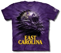 be7e56b4a ECU Breakthrough Pirates Helmet Tee East Carolina University