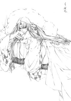 =A= Sesshomaru by jiegengDai on deviantART