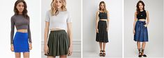 forever21 new summer skirts to beat the heat with warm online savings and discounts with forever21 coupons.