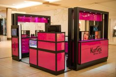 Kurves Brow Bar, an attractive kiosk easily accommodates up to 3 customers at a time for a service. Making you feel comfortable with their great customer service, and experience. #BramaleaCityCentre