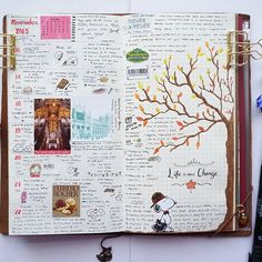 What a wonderful week this was: november 16-22 ❤ #midoritravelersnotebook #midori #snoopy #peanuts #fall #autumn #chupachups #autumnleaves #art #journal #journaling #watercolor #nevernever #quotestoliveby #quoteoftheday #quote #westminsterabbey #winterwonderland #ferrero #chocolate #gold #love #change #life #calligraphy #shrek #adventure #weekly
