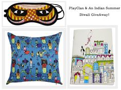 Streets of India / Playclan and An Indian Summer