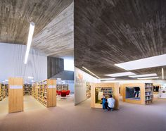 JKMM amplía la biblioteca de Alvar Aalto en Seinäjoki (Finlandia)