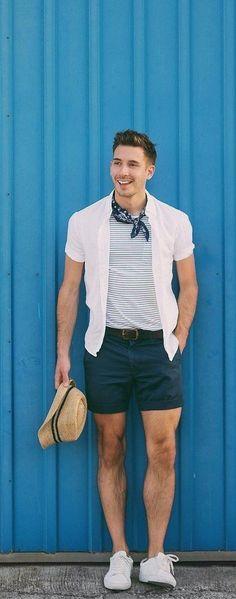 ideas for moda casual verano ideas Pool Outfits, Cute Summer Outfits, Short Outfits, Casual Outfits, Fashion Outfits, Fashion Tips, Fashion Photo, Moda Blog, Style Casual