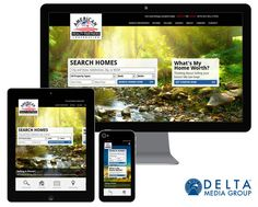 New Real Estate Website Launched - American Realty Partners Corporation Mobile Responsive, Product Launch, Real Estate, Website, American, Real Estates