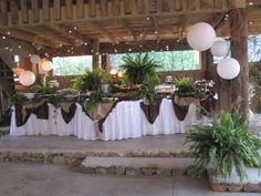 Barn wedding.    sweetseasonsfarm.com