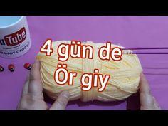 Ajurlu hırka yelek modeli Ajurlu şal modeli Knitting pattern - YouTube