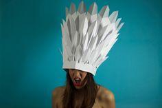 headdress | Tacky Raccoons