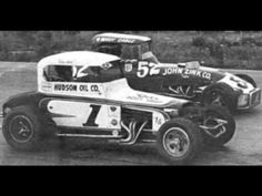 Nice modifieds of days gone by