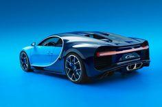Bugatti Chiron – world premiere for the ultimate super sports car - News - Media - Bugatti
