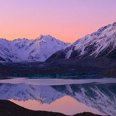 Aoraki/Mount Cook National Park in New Zealand has attracted Mountaineer's for over 100 years. It's glaciation vertical scale and unpredictable weather means that summits in the park are not easily won.  You always win when you #mindthemountains!  Photo: @k_walk3r by mindthemountains