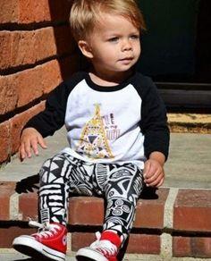 baby jongen hipster kapsel