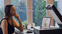 We visited Mariëtte Kotzé and captured her ink abstract scanography and digital art in a short film. Earth Texture, Alternative Photography, Ink Wash, Moody Blues, Wassily Kandinsky, Online Work, Art School, Short Film, Studio
