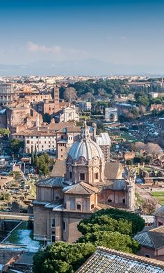 Rome, Italy...when will someday be today