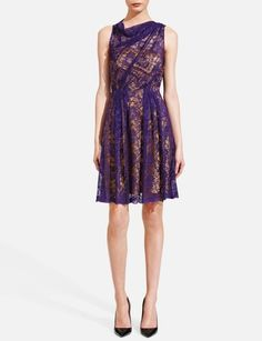 Sophie Theallet Lace Dress from THELIMITED.com