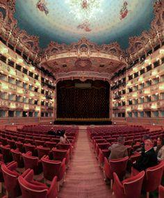 Teatro La Fenice, Venice ~ The Venice Opera