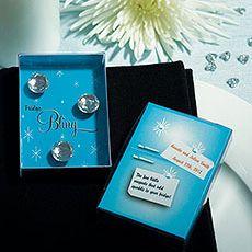 Wedding Favors jewel magnets