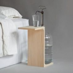 Night stand for the thirsty